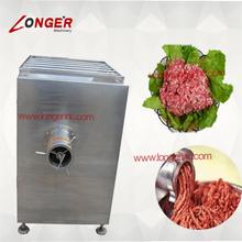 SUS304 stainless steel frozen beef/pork chopper machine