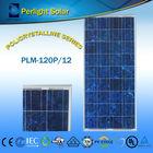 High quality sunpower 120W Polycrystalline Solar Panel