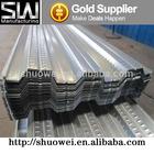 super Galvanized corrugated steel plate--Floor Decks supplier