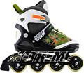 comércio exterior nomes para adultos e crianças de patinação de gelo ajustável inline skate calçados por atacado
