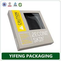 New design elegant electronics box packaging wholesale