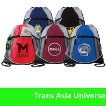 Hot Selling Custom drawstring mesh bag