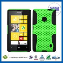Hot Selling High Quality Stylish tpu gel case for nokia lumia 520