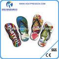 chinelos personalizados para a sublimação