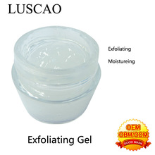 thai beauty product for exfoliating gel with skin care product 2014 oem product