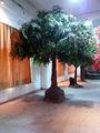 شجرة دائمة الخضرة الاصطناعية للبيع، الاصطناعي بانيان تري