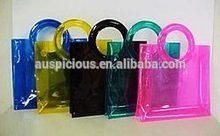 Hot sale!Mmini neon color plastic pvc cosmetic pochette bag