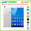 """7"""" ips 1920*1080 android4.2 hisilicon kirin 910 quad core 2gb 16gb huawei teléfonos móviles de los precios en china"""