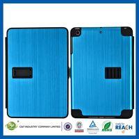 The latest unique Back covers metal bumper case for ipad mini