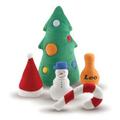 تخصيص البطاريق عيد الميلاد