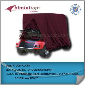 high quality fabric golfs car rain covers