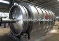 neumático de aceite usado de residuos refinado equipo de la máquina