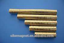 Various NdFeB Neodymium Magnets Dia 16*1.9mm