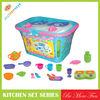 JTH80040 children kitchen toys kitchen sets for girls