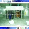 industrial food dehydrator / tunnel dryer equipment