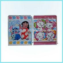 Wholesale OEM printed Cute plastic party gift bags