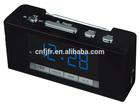 french home decor wholesale led clock radio