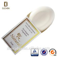 Customized organic soap, mini organic soap
