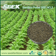 Bamboo Powder Organic fertilizer (SEEK BBP NO.3) for garden plants