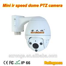 4.5'' whole aluminum alloy housing mini cctv camera