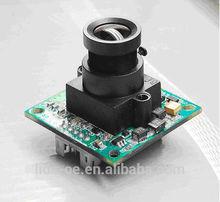 2014 hot saling!! 720P H.264 MJPEG USB2.0 CMOS board camera module with 6mm board lens SB103H-L60