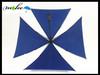 Double Layers Square Golf Umbrella