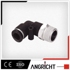 A136(PL) HIGH QUALITY QUICK PLASTIC CONNECTING TUBE FITTINGS RUBBER HOSE FITTING