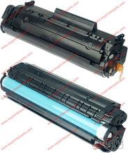 2014 Hot sale! Compatible 12a toner cartridgefor HP 1010 laserjet ,focus on toner cartridge for 16 years!