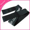 Adjustable custom logo elastic velcro ankle straps