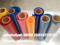 Good quality flock heat transfer film roll 50cm*25m for cotton t-shirt clothing