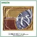 Melhor venda quente qualidade colágeno máscara facial/máscara facial china fornecedor