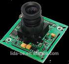 C429-L60 JPEG Compression VGA Camera Module WITH IR-CUT filter mounted on sensor &6mm lens