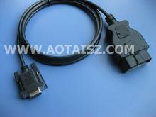 pn 444009 j1962 obd db9/db15 diagnostic cable