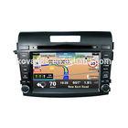 2 din car DVD GPS player for honda CR-V 2012