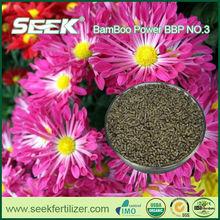 SEEK organic slow released garden fertilizer