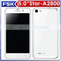 cep telefonu fiyatları dubai ucuz 5 inç yıldızı a2800 mtk6592 sekiz temel samrt telefonu