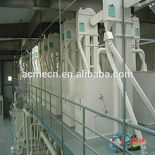 20 ton günde ekonomik yüksek verimlilik modern mini pirinç fabrikası tesisi