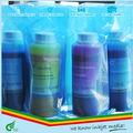 Fashioncolor best-seller brilham no escuro de tinta tinta de impressão