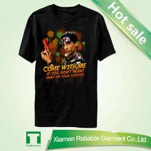 Custom cotton printed t-shirt/ offer printed t shirts free samples