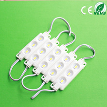 Waterproof DC12V shenzhen smd led module 5630 with White, Yellwo, Red, Green, Blue, RGB lighting color