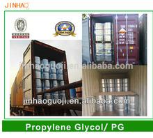 99.7% glicol de propileno mono de grado industrial, pg, c3h8o2