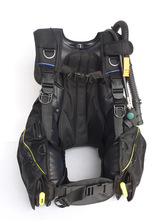 BCD scuba gear & genesis buoyancy compensators & technical buoyancy compensator