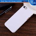 venta caliente de teléfono inteligente cubierta posterior para el iphone 5s