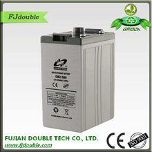 deep cycle storage battery 2v 500ah exide battery
