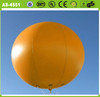 outdoor inflatable blimp helium balloon for traveling