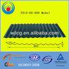 prepainted corrugated steel sheet tiles for roof in prefab homes