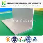 Aluminum L shape profiles extruded aluminum tanzania foshan
