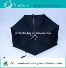 all types of umbrellas rain gear manual open strong 3 fold umbrella