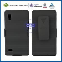 2014 China Wholesale Latest leather cases for lg optimus l3 e400