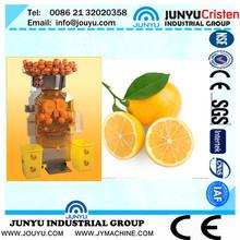 Hot Sell Stainless Steel 20 orangs per minute Industrial Stainless Steel Orange Juicer Machine
